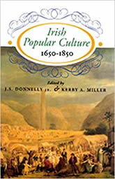 Book Cover: Irish Popular Culture