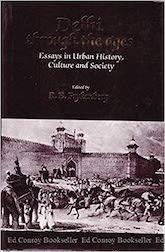Book Cover: Dehli Through the Ages