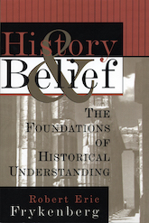 Book Cover: History & Belief