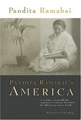 Book Cover: Pandita Ramabais America