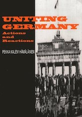Book cover: Uniting Germany