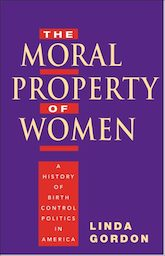 Book Cover: The Moral Property of Women
