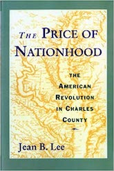 Book Cover: The Price of Nationhood: The American Revolution in Charles County