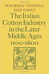 Book Cover: The Italian Cotton Industry