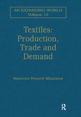 Book Cover: Textiles: Production, Trade and Demand