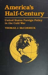 Book Cover: America's Half-Century
