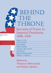 Book Cover: Behind the Throne