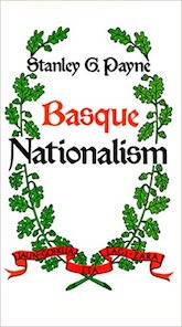 Book Cover: Basque Nationalism