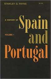 Book Cover: A history of Spain and Portugal