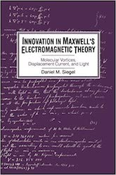 Book Cover: Innovation in Maxwells Electromagnetic Theory