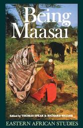 Book Cover: Being Maasal