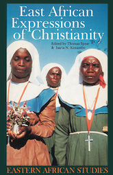 Book Cover: East African Expressions of Christianity