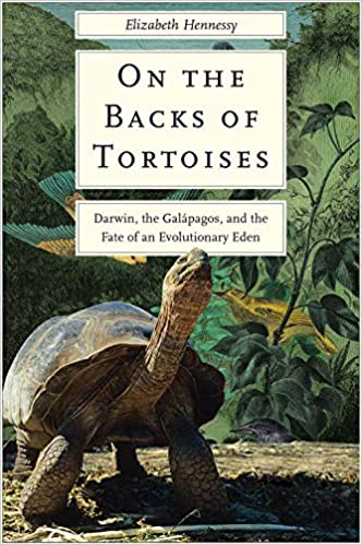 Book Cover - On the Back of Tortoises