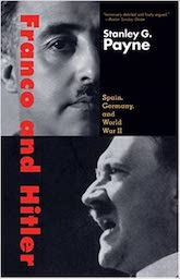 Book Cover: Franco and Hitler Spain, Germany, and World War II