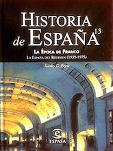 Book Cover: Historia of Espana 13