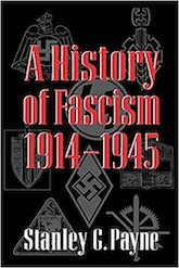 Book Cover: A History of Fascism, 1914–1945