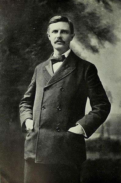 Frederick Jackson Turner, 1902