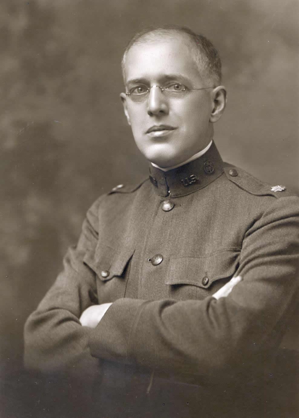 UW Digital Collections Frederic L. Paxson, ca. 1910-1920.