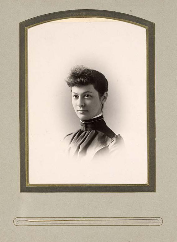 Florence Robinson Yearbook photo