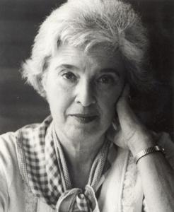 Gerda Lerner headshot