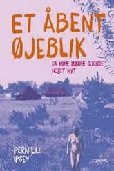 Book Cover: Et åbent øjeblik