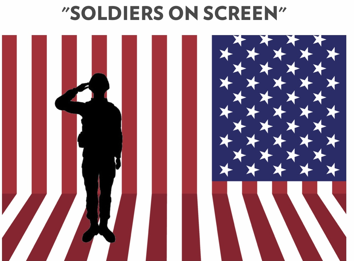 Event Poster: Soldiers on Screen