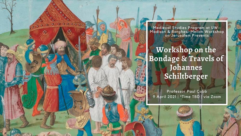 Event Poster: Paul Cobb workshop
