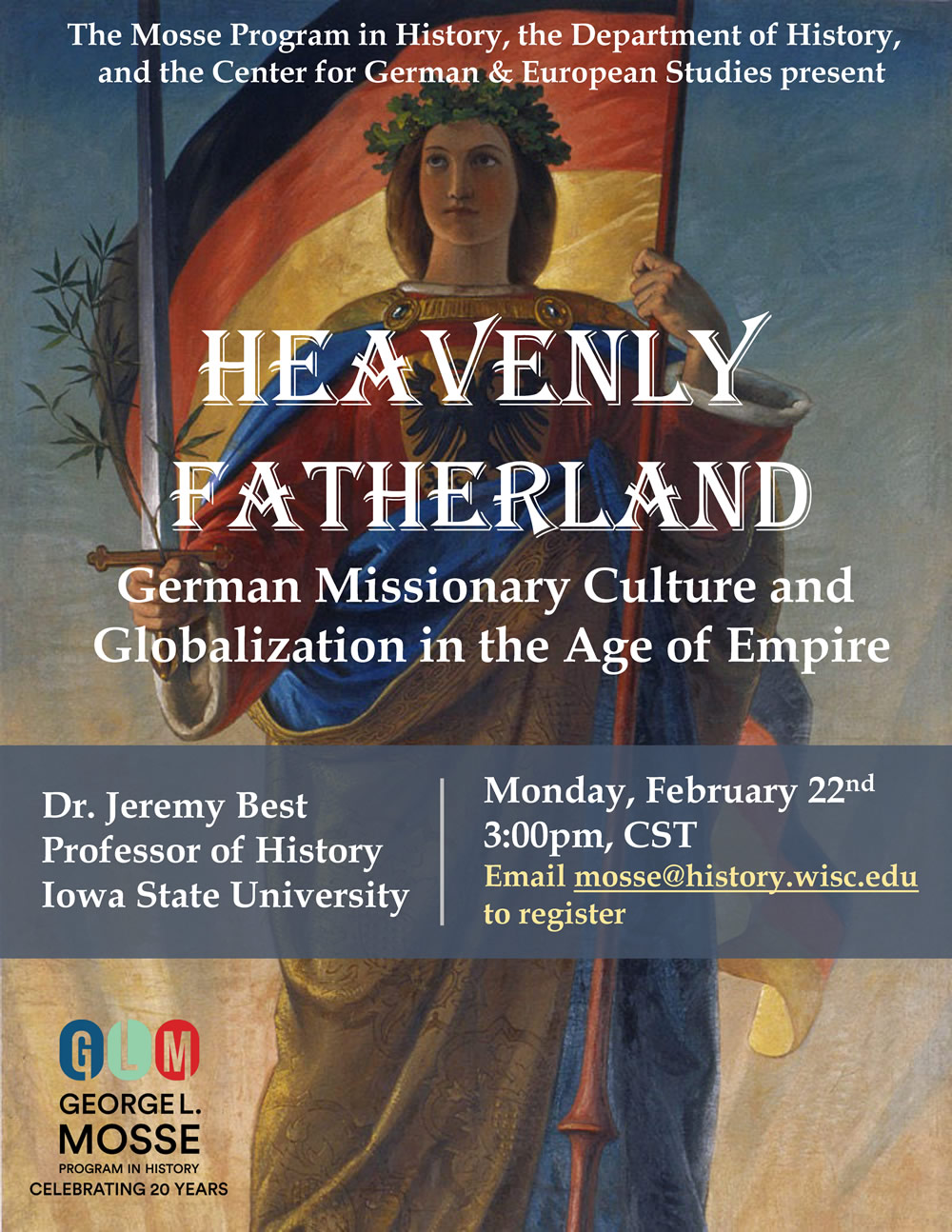Book over: Heavenly Fatherland