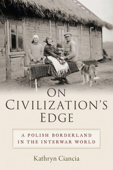 Book Cover: On Civilization's Edge