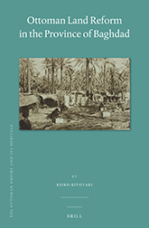 Book Cover: Ottoman Land Reform in the Province of Baghdad