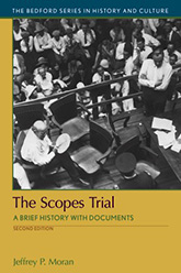 Book Cover: The Scopes Trial