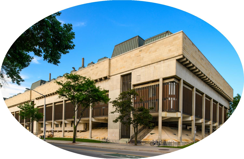 Mosse Humanities Building