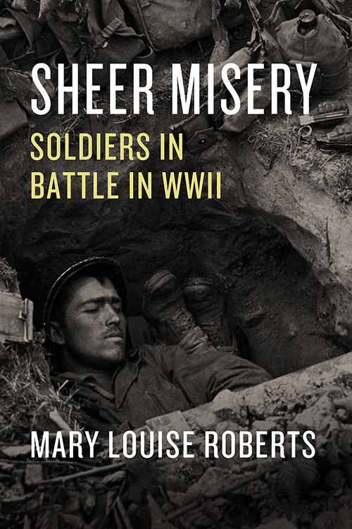 Book Cover: Sheer Misery