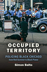 Book Cover: Occupied Territory
