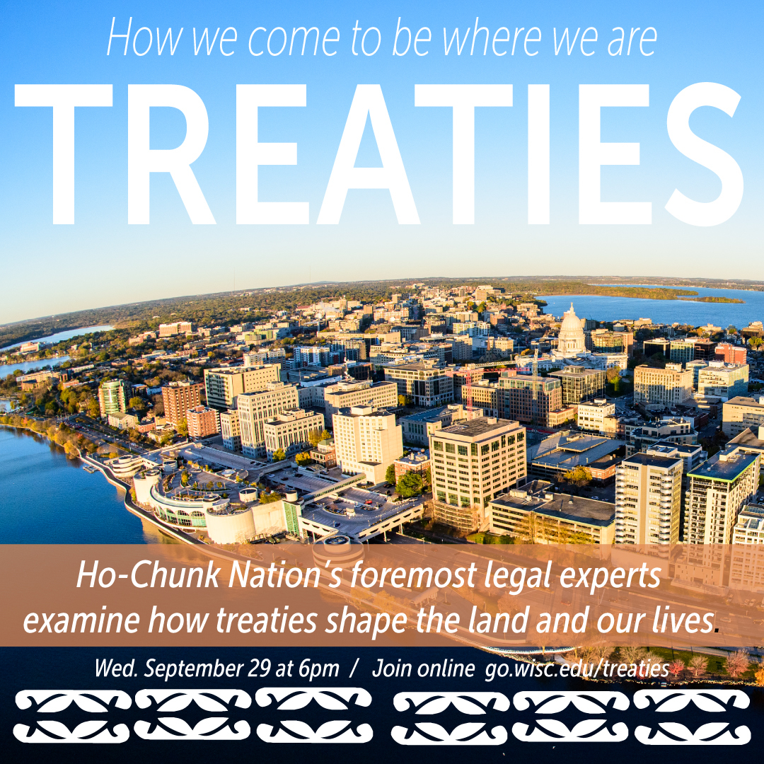 """Event Poster"""" Treaty Day"""