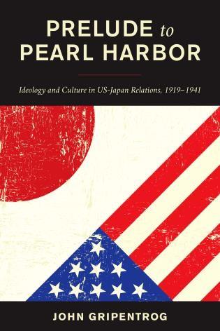 Book Cover: Prelude to Pearl Harbor
